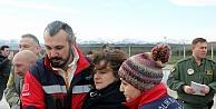 Karadeniz'de Batan Gemiden 6 Kişi Kurtarıldı