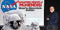 NASA'nın Sinoplu Mühendisi, Öğrencilerle Buluştu