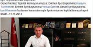 AK Partide Sürpriz Gelişme