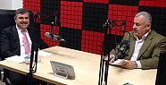 AK Partili Nazım Maviş TGRT FM'de Konuştu