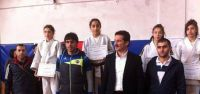 Analig Judo Yarı Finali Sinop'ta Gerçekleştirildi...