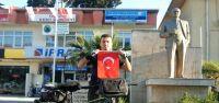 Ata'ya Saygı ve Nükleere Karşı Ankara'ya Pedal Basacaklar