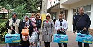 Birleşen Engelliler Derneği Sinop'ta