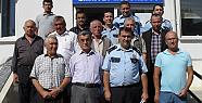Eylül Ayı Huzur Toplantısı Yapıldı