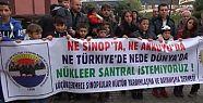 Feshane'de Nükleere Hayır Dediler