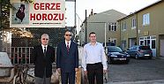 Gerze Horozu ve Hacı Kadı Tavuğu Üretimleri Devam Ediyor.