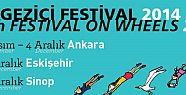 Gezici Festival Sinop'a Geliyor