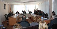 Meclis Şubat Toplantısını Yaptı