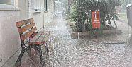 Sağanak Yağmur Uyardı