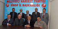 Sinop MHP'de Yeni Dönem