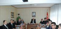 Tahsisat Komisyonu Toplandı