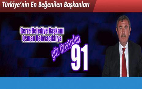 Türkiye Takdir Etti.