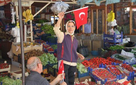 Türk'ün Dirilişi Anıldı