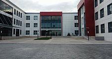 Yüksek Okul Modern binasına kavuşuyor