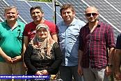 Sinop'ta Bir İlki Köyünde Gerçekleştirdi