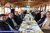 Bayrak'tan Muhtarlara Kahvaltı