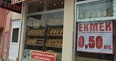 Ekmek 50 Kuruş