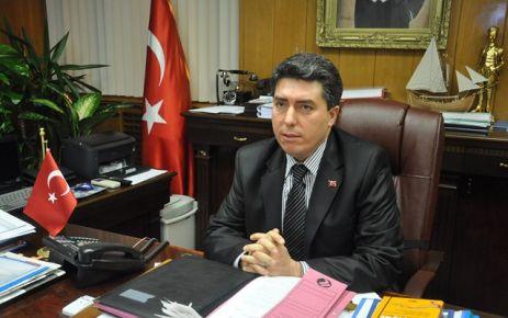 Vali Dr. Ahmet Cengiz'den Kutlama.