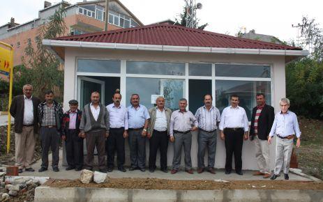 Yeni Binalarını Hizmete Açtılar…