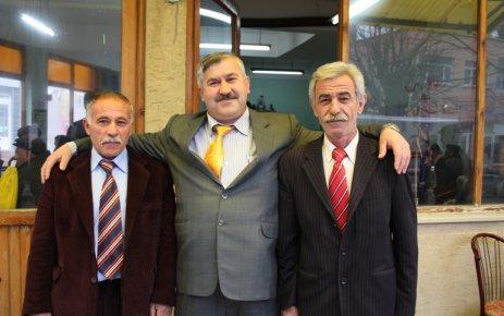 Ziraat Odası seçimlerinden beraberlik çıktı.