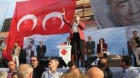 Meral Akşener Sinop'ta