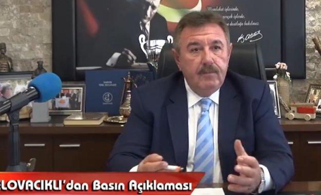 Belovacıklı'dan Basın Açıklaması