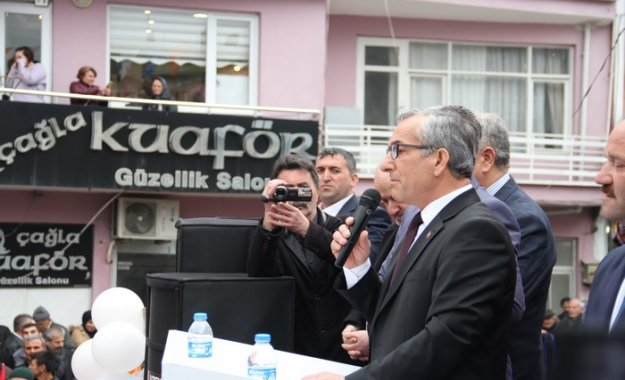 AK Parti Miting