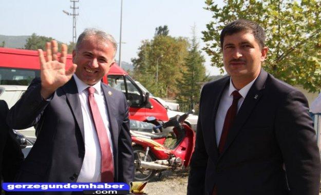 AK Parti Dikmen 2017 Kongre