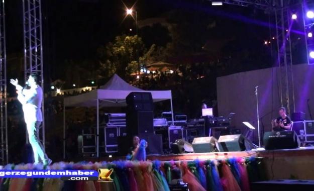 Gerze Festivali 2015 3. gece