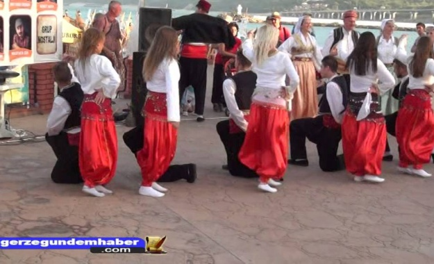Gerze Festivali 2015 Açılış