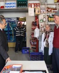 MHP Esnaf Gezisi Devam Ediyor 2015