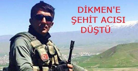 SİNOP ŞEHİDİNE AĞLIYOR.