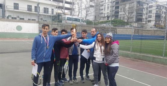 Gerzeli Tenisçiler Sinop'u Temsil Edecek