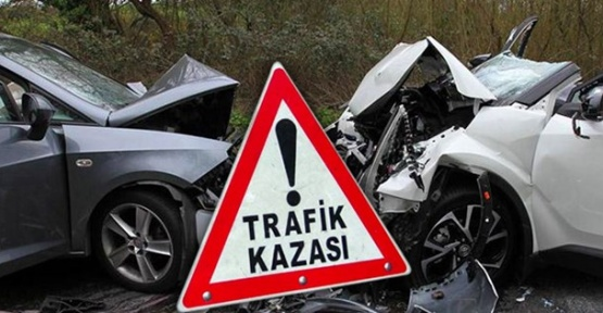 Sinop'ta 580 Trafik Kazası
