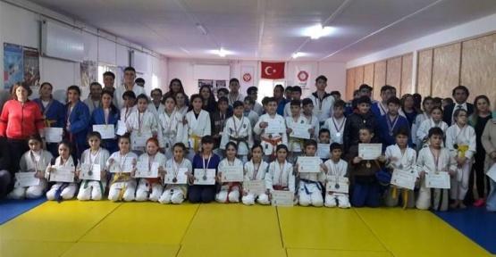 Gerzeli Judocular Başarılarını Taçlandırdı