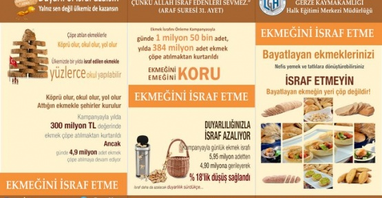 Bayat Ekmekten Yemek Yapma Yarışması