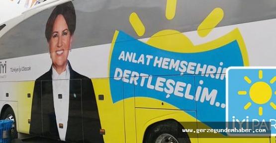 """""""Anlat Hemşehrim"""" Dertleşelim Otobüsü Sinop'a Geliyor"""