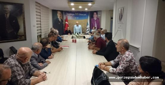 İYİ Parti'de Yeniden yapılanma