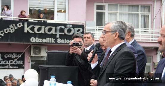 Yeni Başkan Şensoy