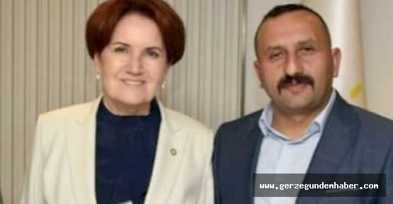 """Sinop İYİ Parti'de Şanlan dönemi """""""