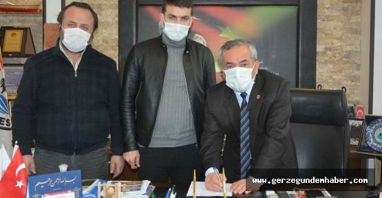 İhale Sözleşmesi İmzalandı