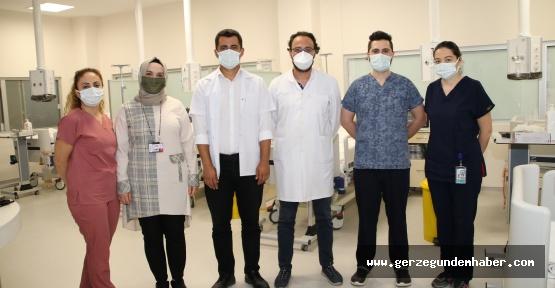 Sinop Atatürk Devlet Hastanesine İnme Ünitesi Açıldı.