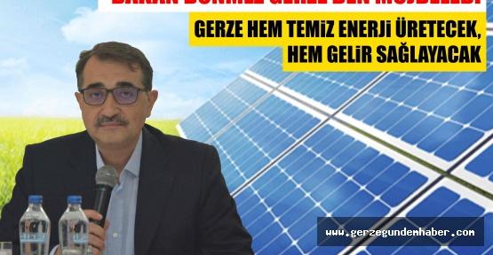 Temiz Enerji Üreteceğiz