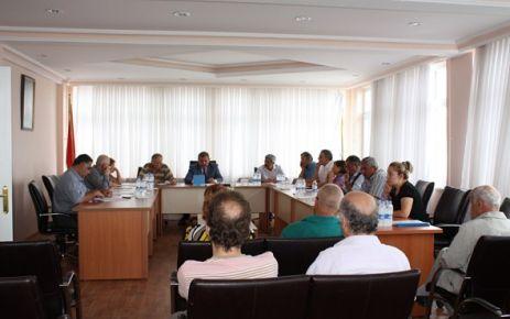 Meclis Eylül Ayı Toplantısını Yaptı