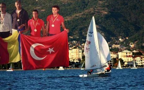 Sinop Yelkencileri Bir İlke İmza Attı