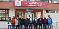 Gerze'deki Amatör Spor Kulüpleri Toplandı