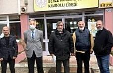 Gerze'den Türkiye'ye Açıldı