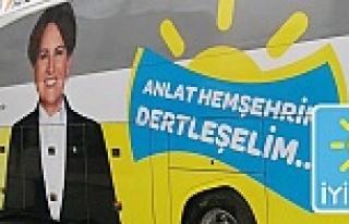 """""""Anlat Hemşehrim"""" Dertleşelim Otobüsü Sinop'a..."""