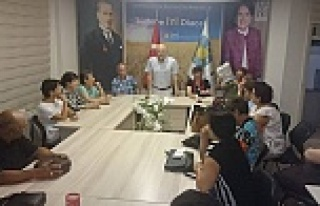 İYİ Parti İl Başkanlığı Görevi Aslan'a Verildi