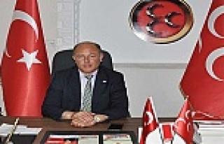 Başkan Ercan Aydilek'in 10 Kasım Mesajı